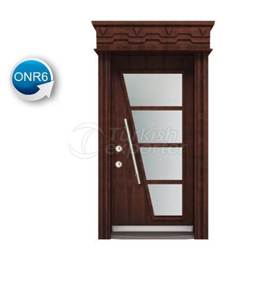 Steel Door Special onr6