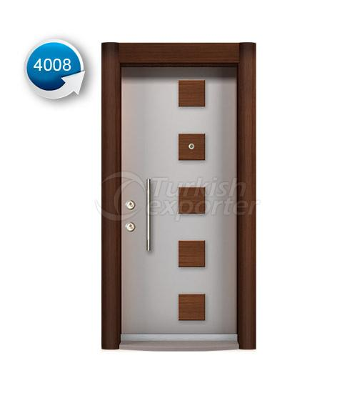 Steel Door Evolution 4008