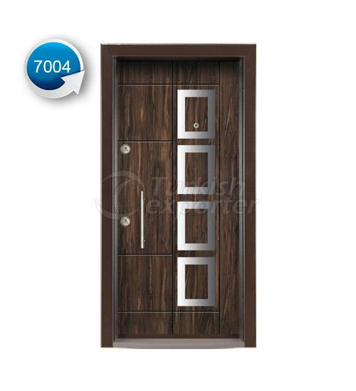 Steel Door Zenth 7004