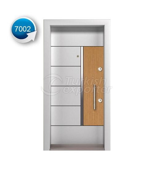 Steel Door Zenth 7002