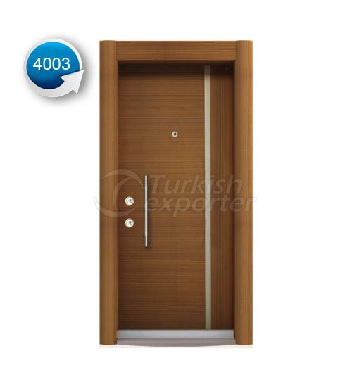Steel Door Evolution 4003