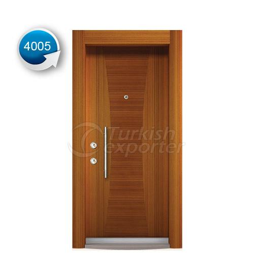 Steel Door Evolution 4005