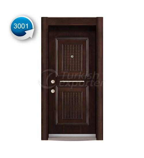 Steel Door Prestige 3001