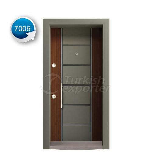 Steel Door Zenth 7006