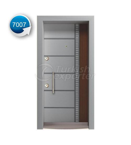 Steel Door Zenth 7007
