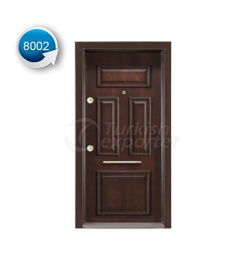Steel Door Royal 8002
