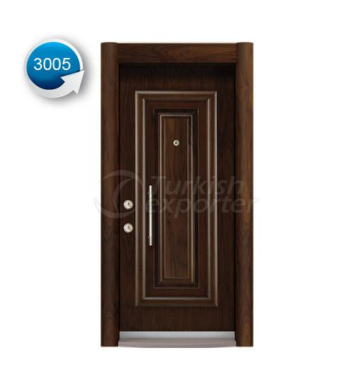 Steel Door Prestige 3005