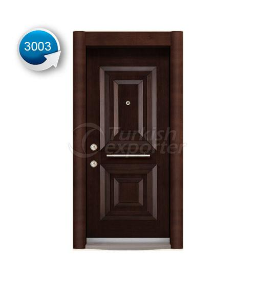Steel Door Prestige 3003