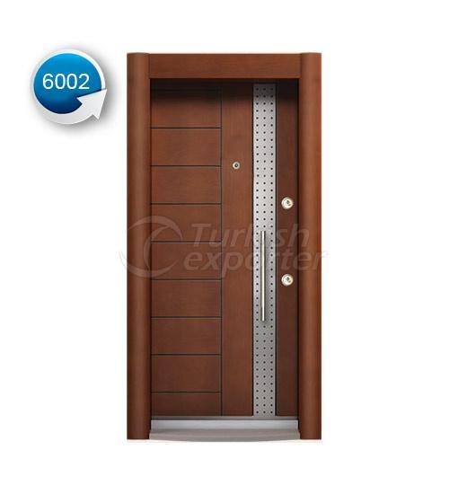 Steel Door Maxima 6002