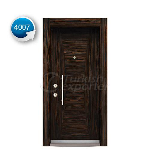 Steel Door Evolution 4007