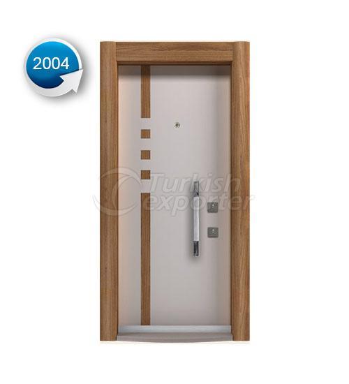 Steel Door Elegance 2004