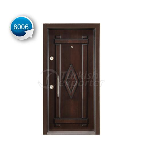 Steel Door Royal 8006