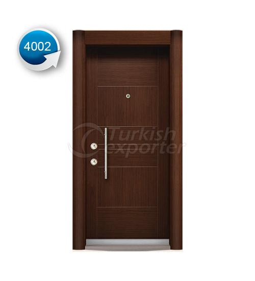 Steel Door Evolution 4002