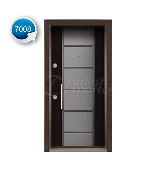 Steel Door Zenth 7008