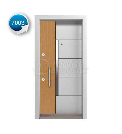 Steel Door Zenth 7003