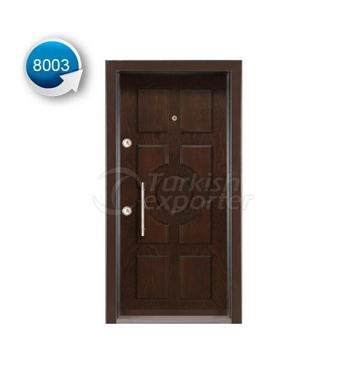 Steel Door Royal 8003