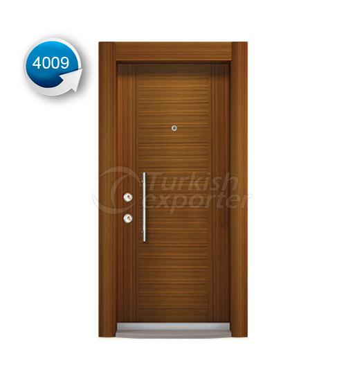 Steel Door Evolution 4009