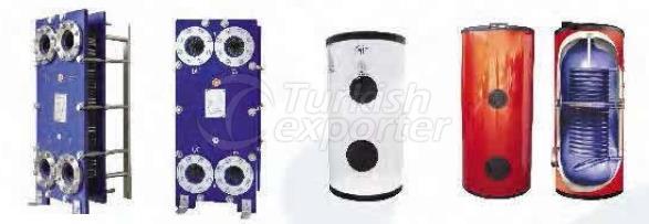 Plate Heat Exchangers-Boilers
