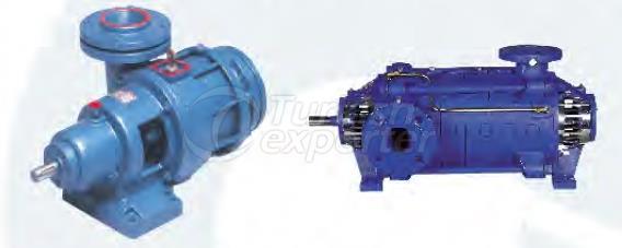 Horizontal Shaft Pumps
