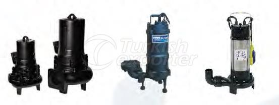 Knife Submersible Pumps