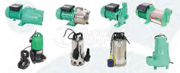 Clean Water Submersible Pumps