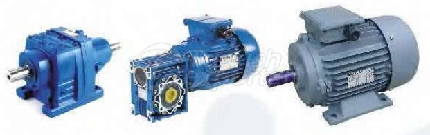 Electric Motors-Reducers