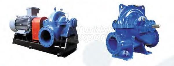 Double Inlet Pumps