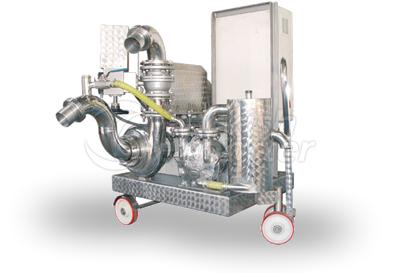 Olive Transfer Pumps
