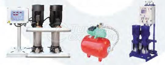 Booster Pump Systems