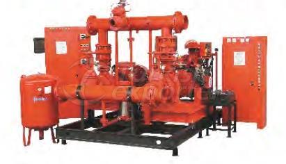 Fire Booster Pumps