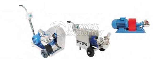 Flexible Fan Pumps