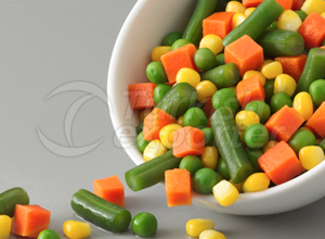 Standard Mixed Vegetables