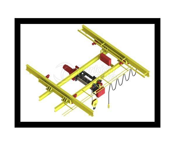 Double Girder Suspension Crane