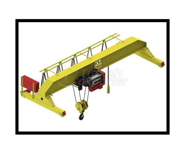 Single Girder Elevated Cranes