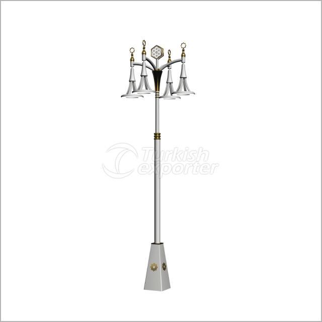 Park-Garden Lighting Pole DAY-4001