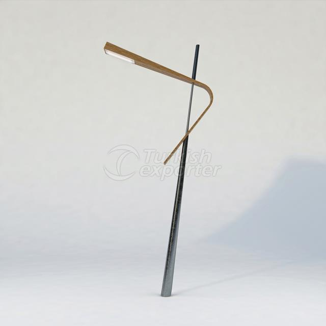 Decorative Lighting Pole ISIN-3004