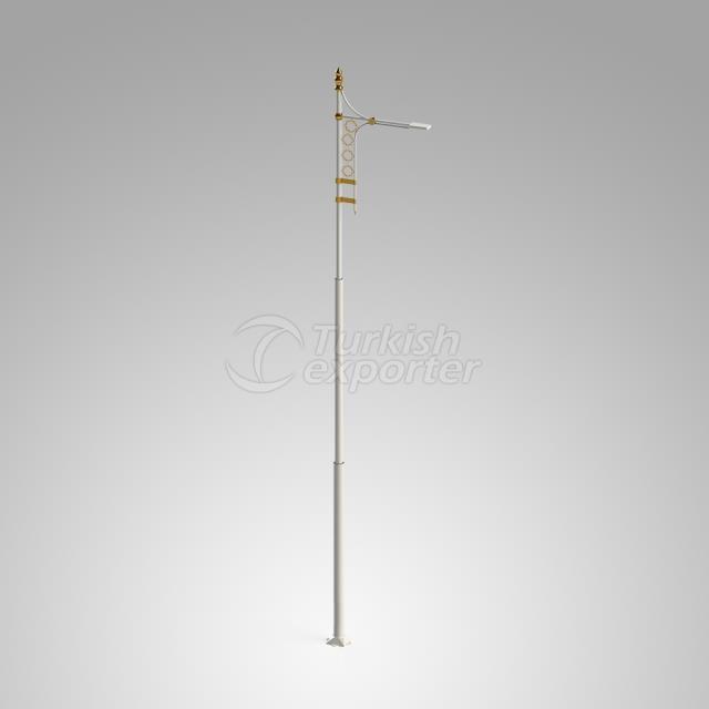 Decorative Lighting Pole ISIN-3020