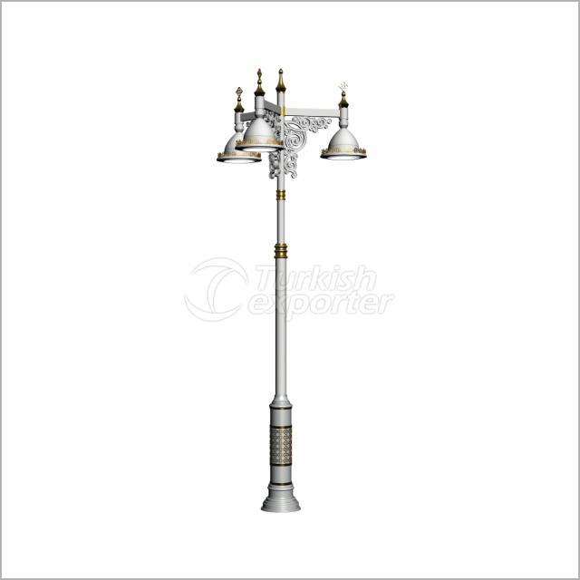 Park-Garden Lighting Pole DAY-3003