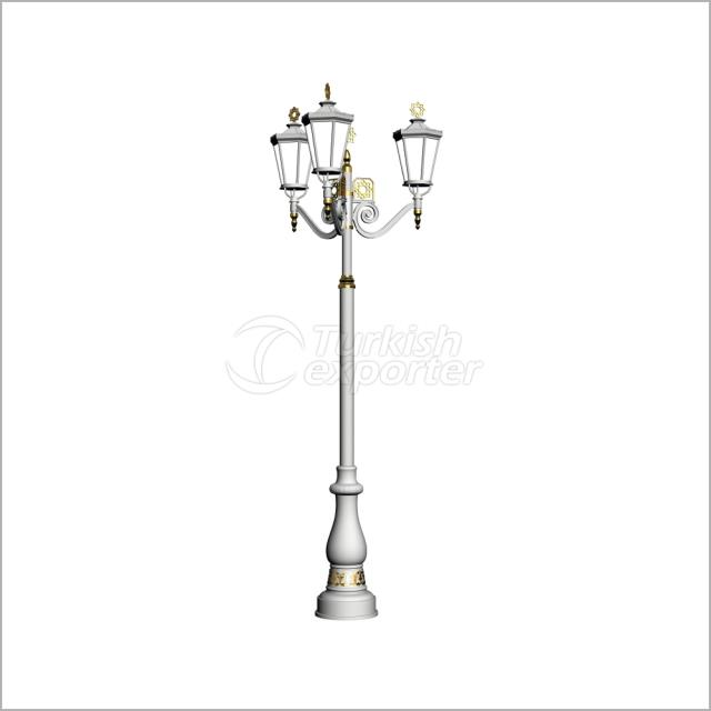 Park-Garden Lighting Pole DAY-3006