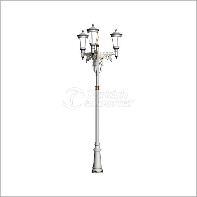 Park-Garden Lighting Pole DAY-3004