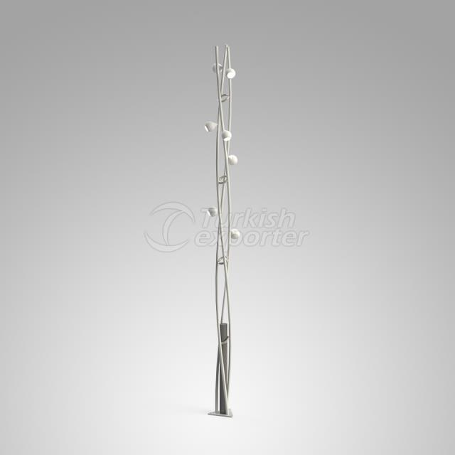Decorative Lighting Pole ISIN-3021