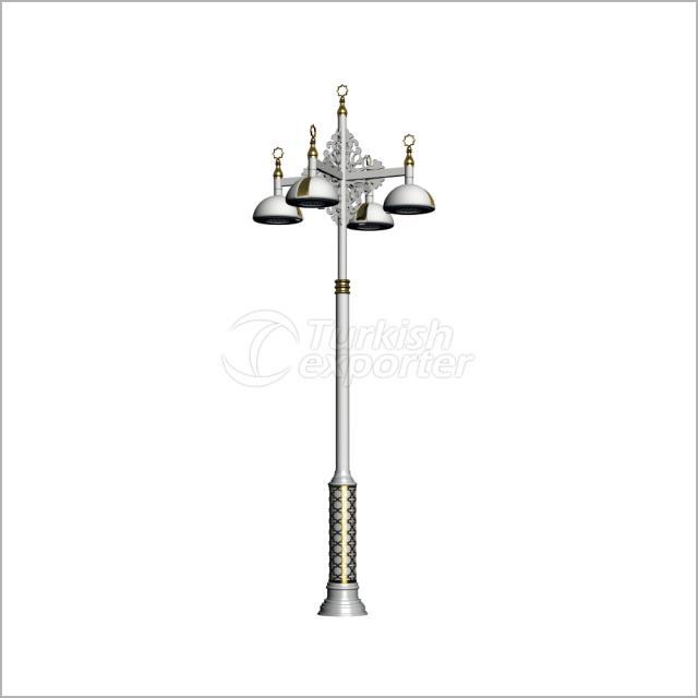 Park-Garden Lighting Pole DAY-3002