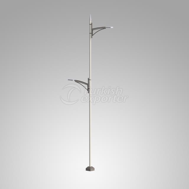 Decorative Lighting Pole ISIN-3015