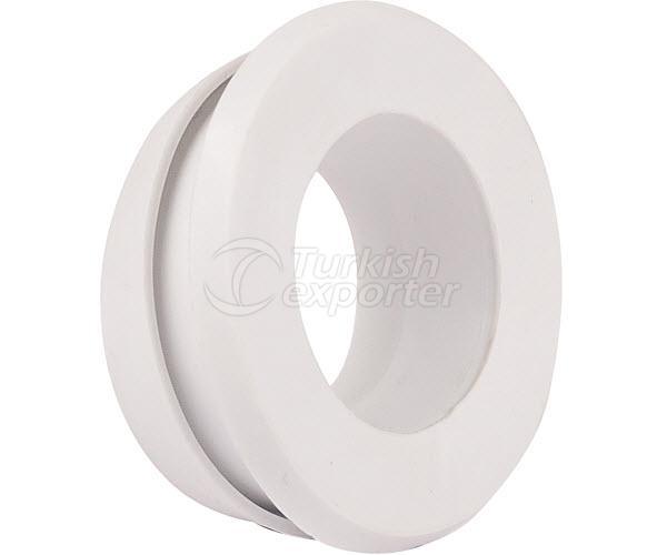 Squat Toilet Ceramic Gasket