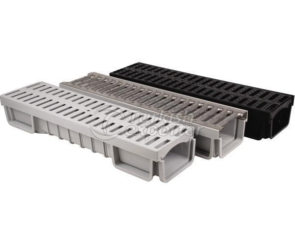 Modular Channel Set - 125mm