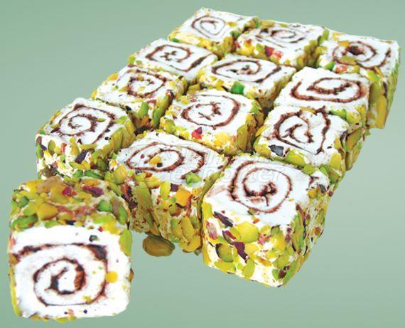 Sultan Sliced Roll Turkish Delight