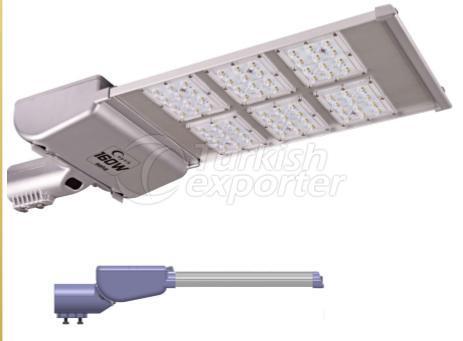Saka Led Road Lighting Fixtures 6 Modules