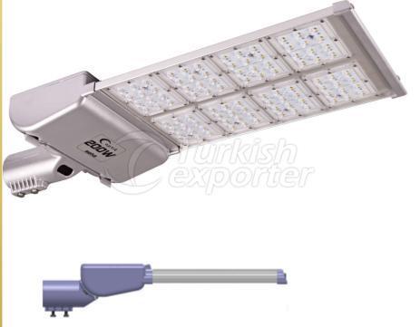 Saka Led Road Lighting Fixtures 8 Modules