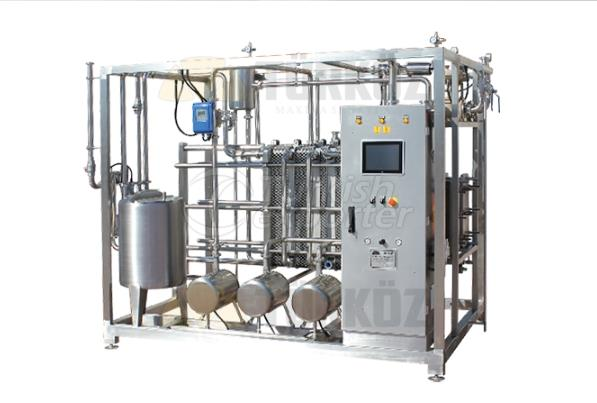 Plate Pasteurizers 5000Lt