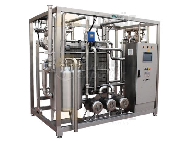 Plate Pasteurizers 20000Lt